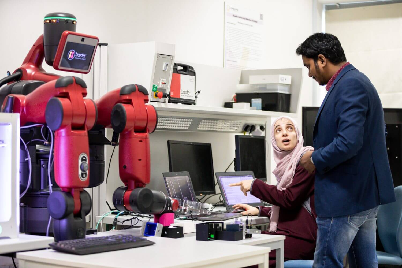 KU Center for Autonomous Robotic Systems