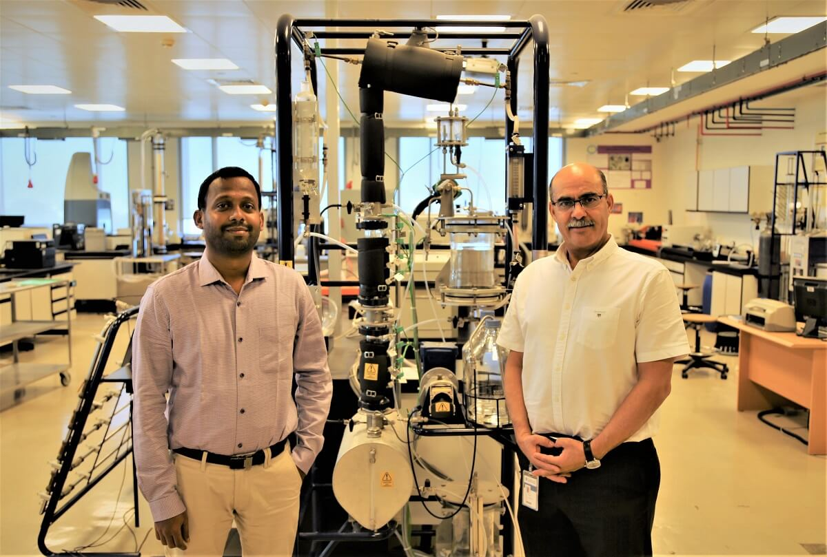 A New Approach to Synthesizing Catalysts