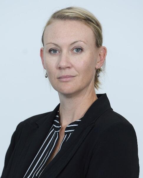 Dr. Natalie Van Niekerk
