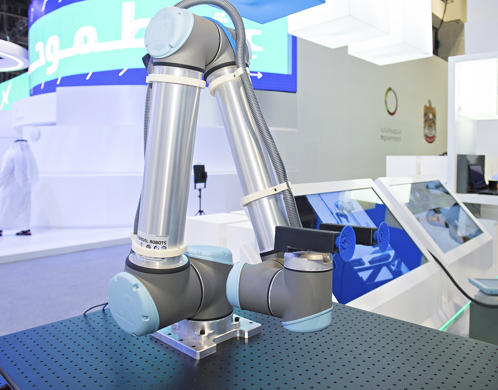 Strata's Robotic Arm Gets Upgraded