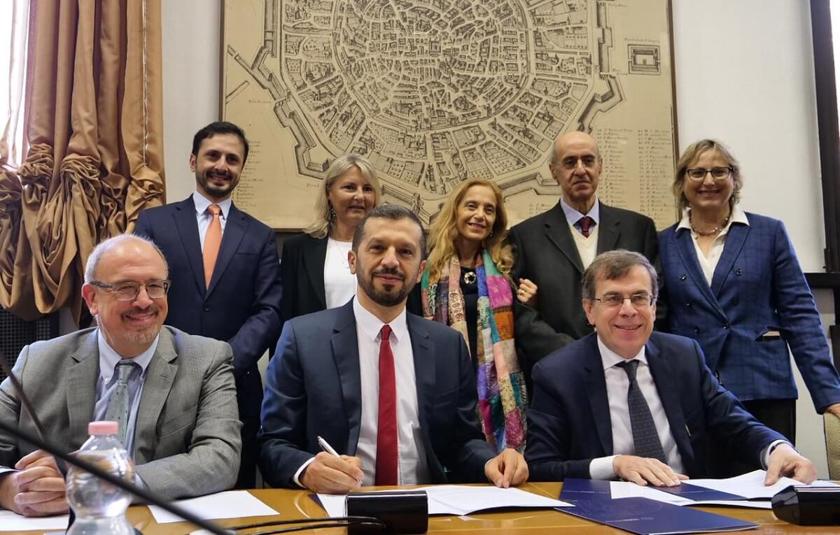 Khalifa University Partners with University of Milan and Scuola Superiore Sant'Anna to Host New Joint Lab for Embodied Artificial Intelligence in Abu Dhabi