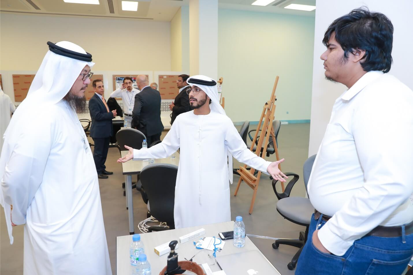 Khalifa University of Science and Technology Hosts Orientation for Newly-Enrolled Students