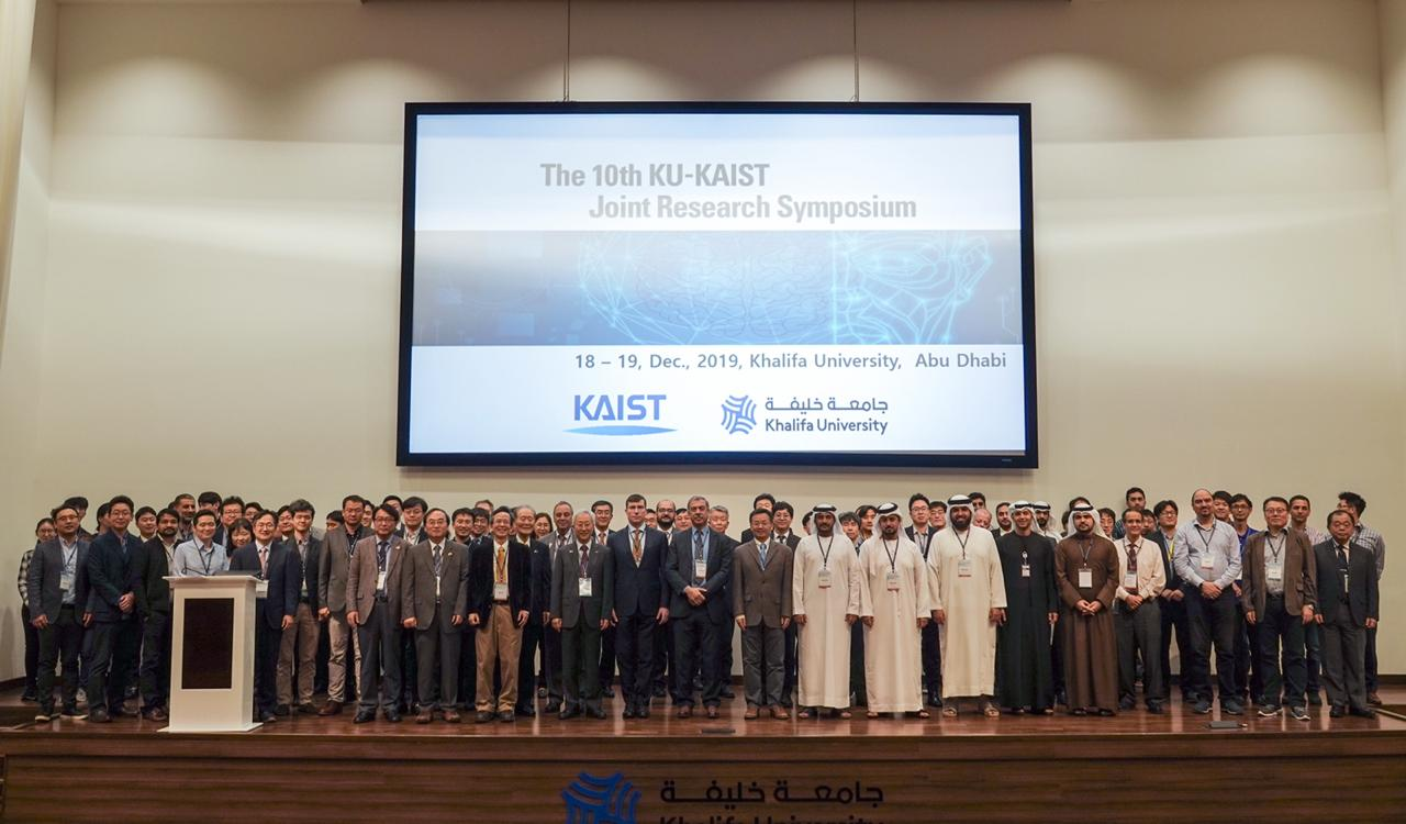Khalifa University Hosts 10 th KU-KAIST Joint Research Symposium