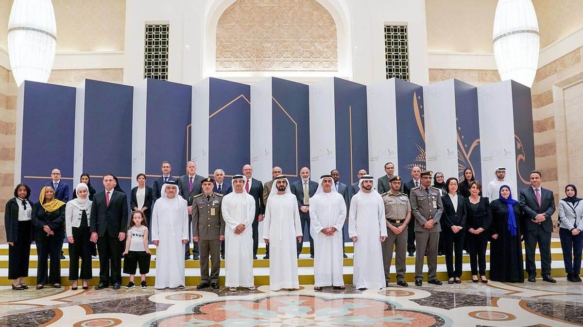 UAE Honors Nine Faculty Members with Golden Residency Visas