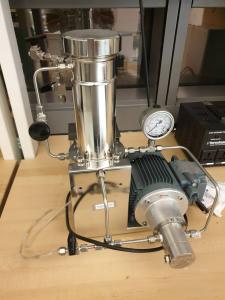 Dead-end Filtration Setup