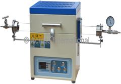 Tube Furnace with Gas Flow Controller