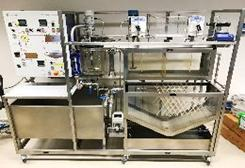 Coagulation and Flocculation Pilot Plant