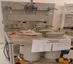 Pilot Plant Membrane Distillation