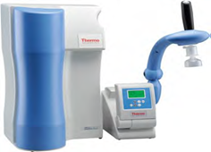 Thermo Scientific GenPure x-CAD UV/UF TOC Water Purification System Wall-Mounted