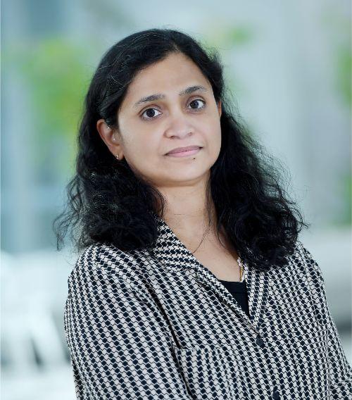 Jyothi Mary Mathew