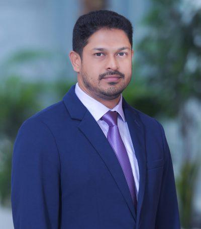 Dr. Mohamed Infas Haja Mohideen