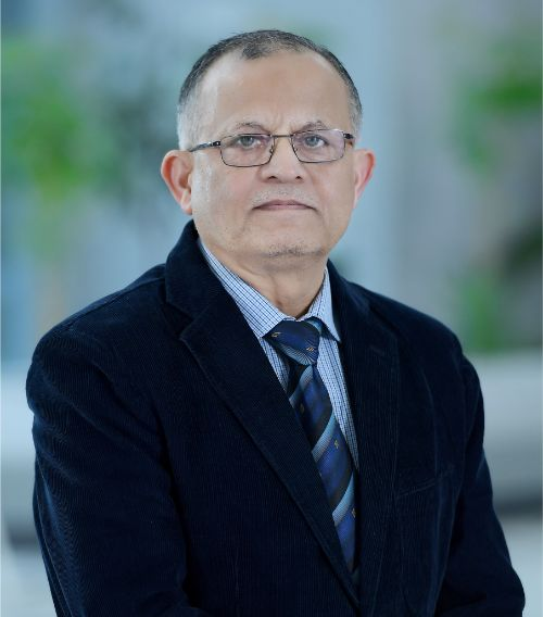 Syed M. Jaffar