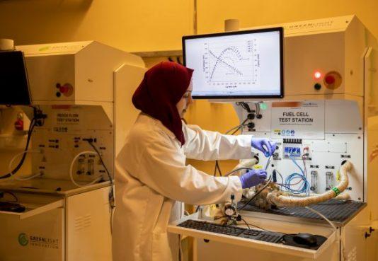 Electrochemistry Laboratory