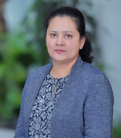 Dr. Gisha Elizabeth Luckachan