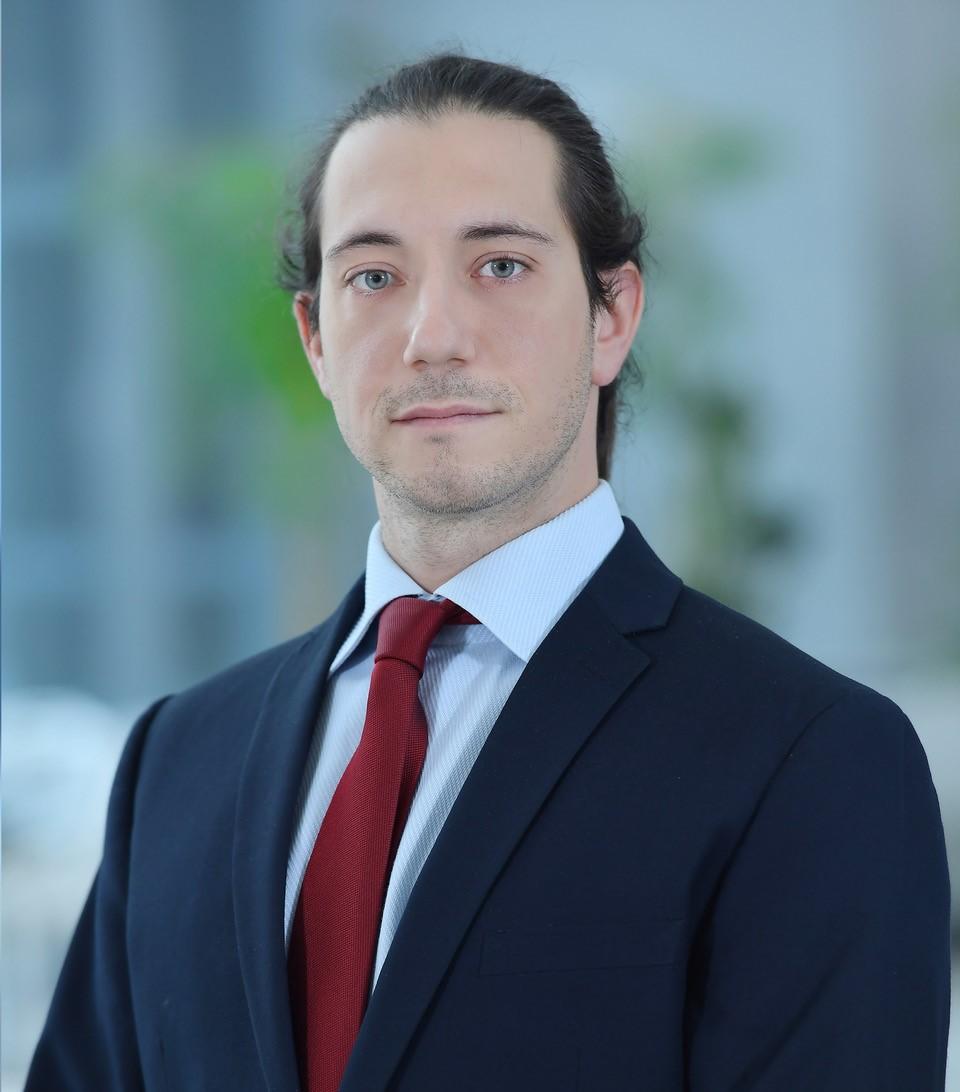 Dr. Luca Desidery