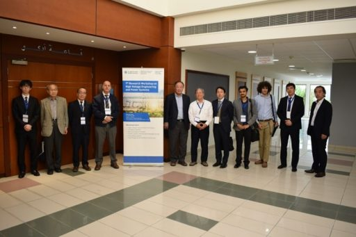 February 13, 2020: APEC HVDM theme 4 members organized the 7th Research Symposium of High Voltage and Power Systems, Abu Dhabi