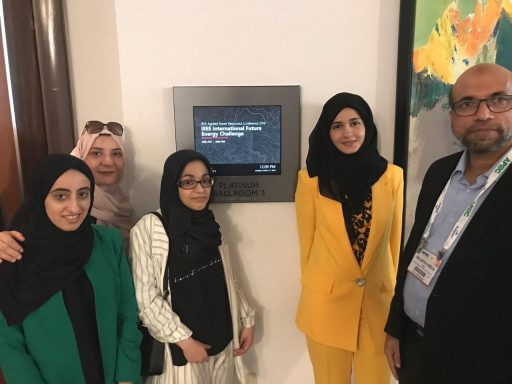 Students Reach Final Rounds of IEEE International Future Energy Challenge