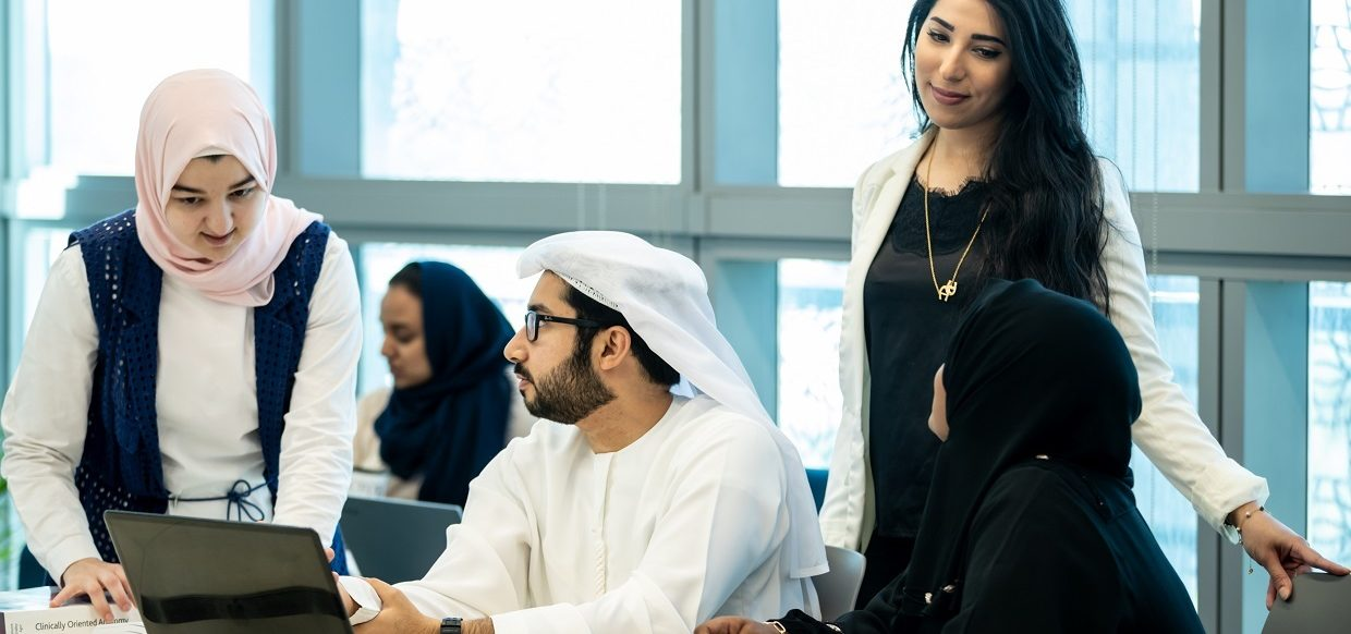 Ektashif Initiative an Eye-Opener to Masdar Institute's Program Offerings, Say Participants
