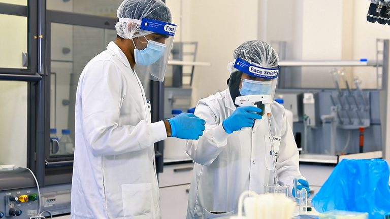 Khalifa University and the Department of Health – Abu Dhabi Develop Reagent to Extract COVID-19 RNA