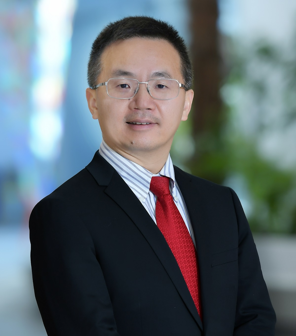 Introducing Dr. Samuel Mao, Masdar Institute's New Senior Director
