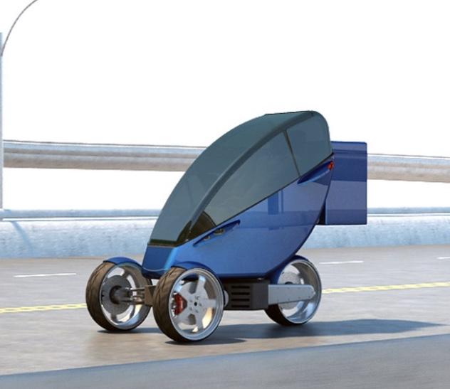 Solar Smart Car Fleet System Wins 1st Prize in Hackathon 3.0 – Abu Dhabi 2020
