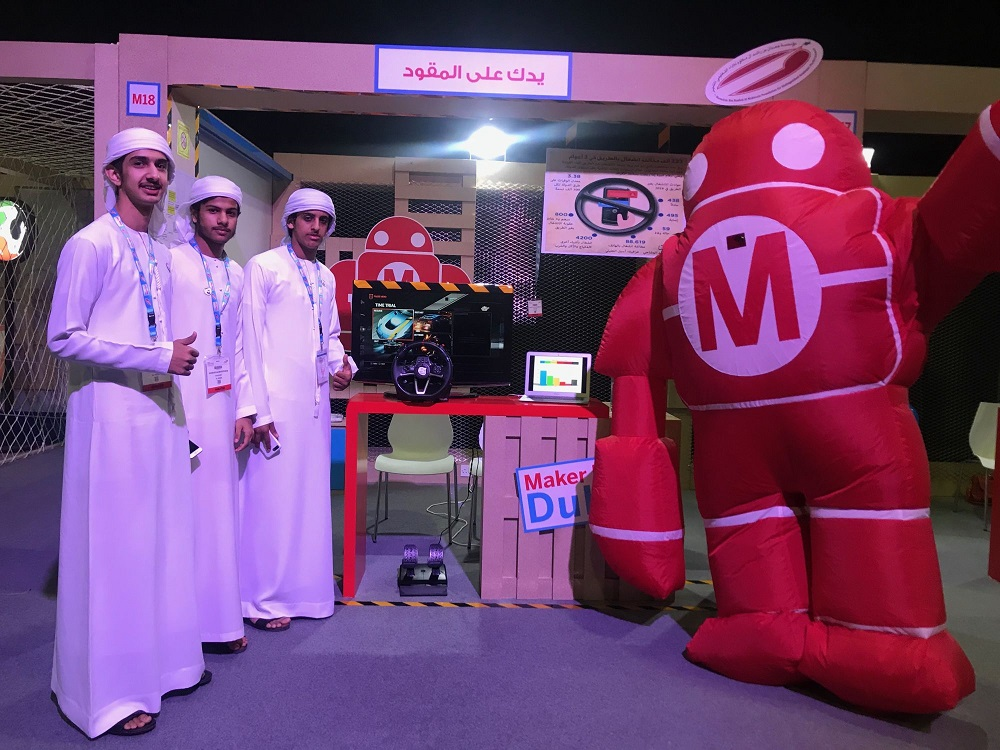 """Student's Road Safety Solution Among the Winners of """"The Fifty-Year Challenge"""""""