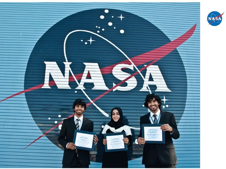 Emiratis recall historic internship at NASA 10 years ago