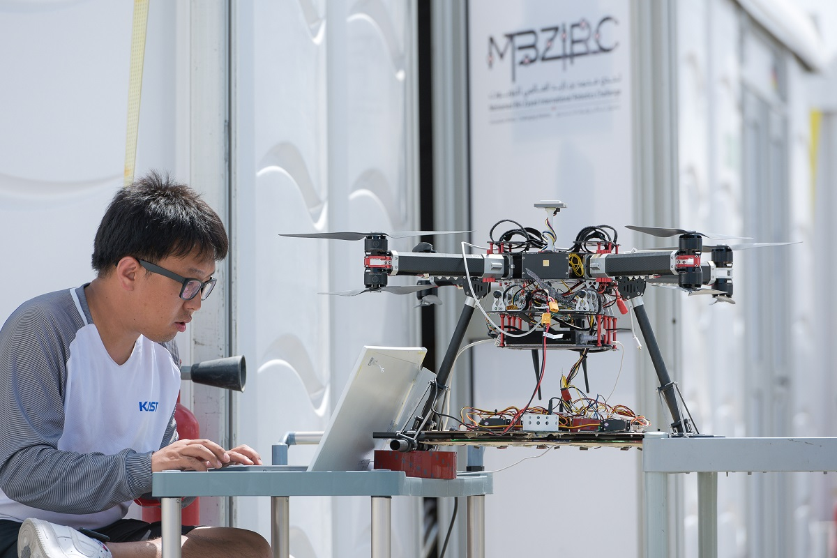 32 Teams to Vie for Honors at US$5-Million Mohamed Bin Zayed International Robotics Challenge 2020 from 23-25 February at ADNEC