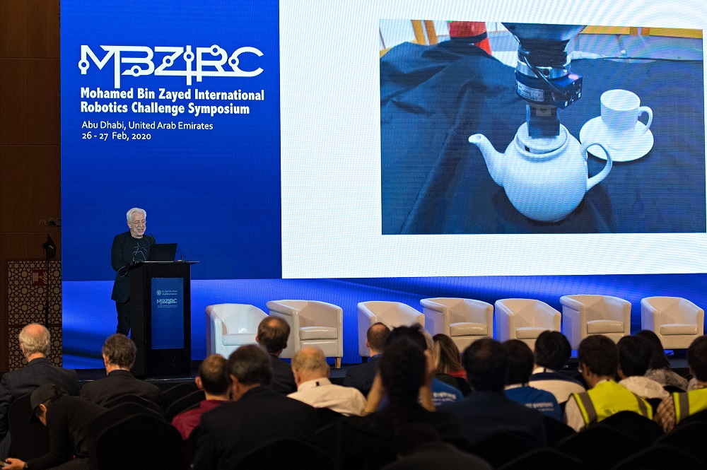 US$5-Million Mohamed Bin Zayed International Robotics Challenge 2020 Successfully Concludes in Abu Dhabi