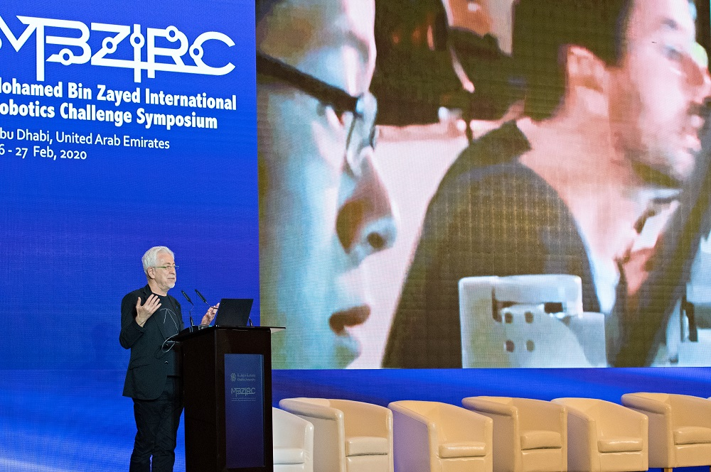 First-Ever MBZIRC Symposium Opens in Abu Dhabi with More Than 400 International Robotics and Artificial Intelligence Experts