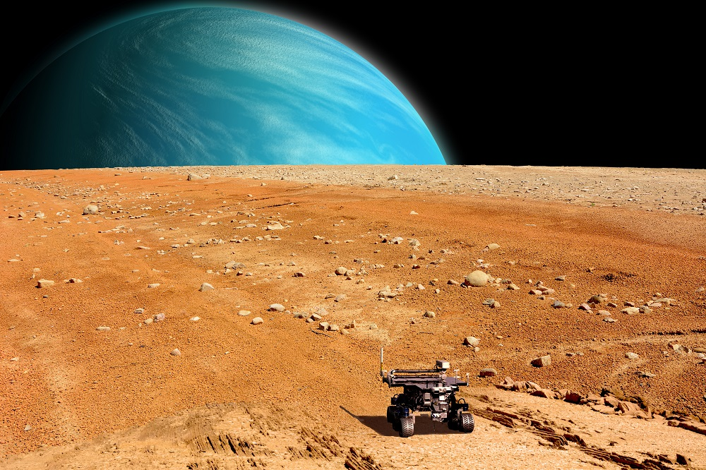 Khalifa University's Novel MEMS Gyroscope and Magnetometer to Help AVs Navigate Rocky Terrain in Space