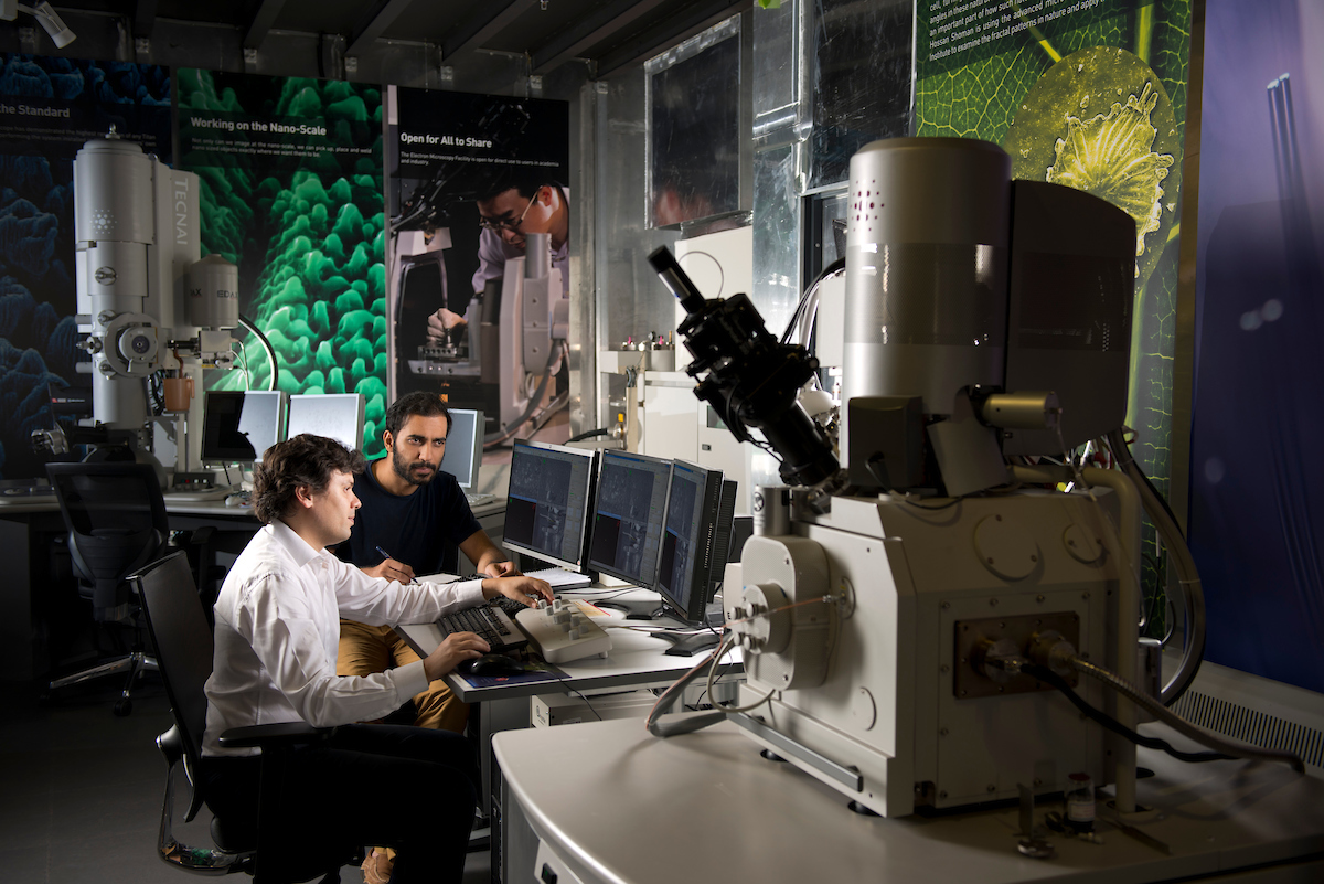 Physics Professor to Host Microscopy & Microanalysis 2020 Symposium in August 2020