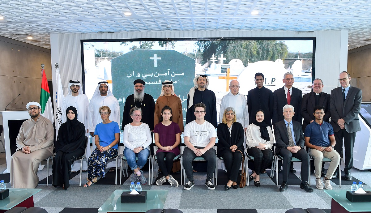 Khalifa University's Project on UAE's Values of Tolerance Showcased to Diverse Religious Leaders
