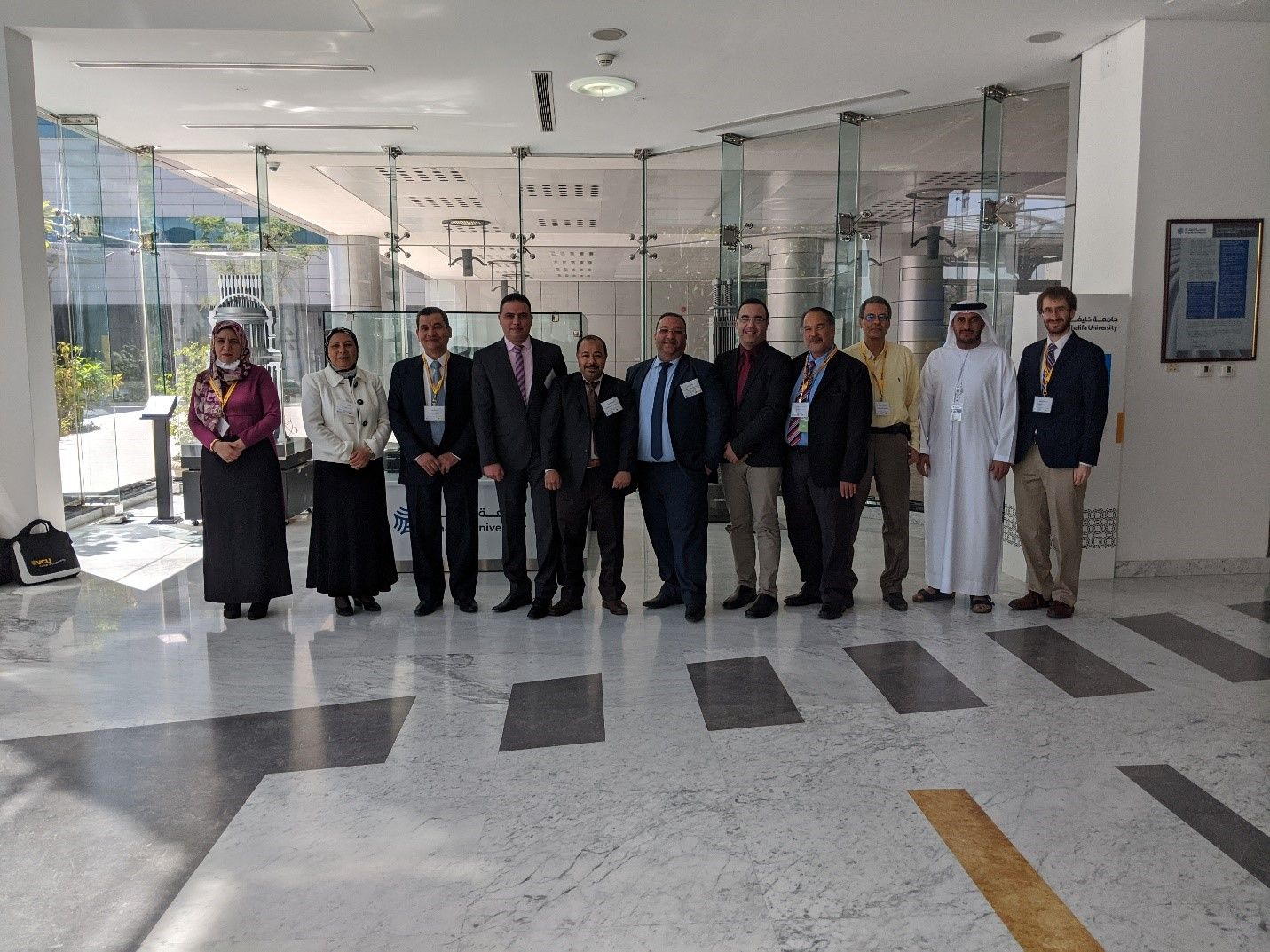 Khalifa University Hosts Workshop on Training Best Practices for the Nuclear Industry