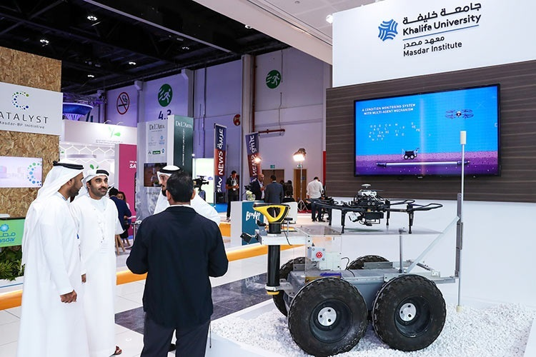 Khalifa University's Masdar Institute to Showcase Latest Research Innovations in Advanced Sustainable Technologies and Clean Energy at WFES 2020