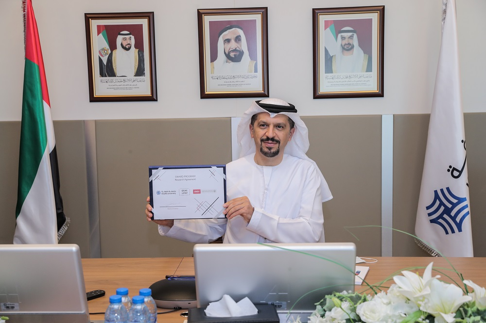 New research project aims to advance UAE's leadership in Artificial Intelligence
