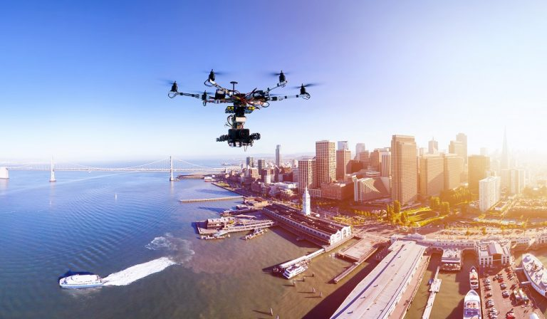Drones as a Vital Asset amid Covid-19