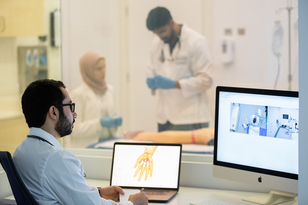 Khalifa University Summer Challenge 2020 Winners Blend Engineering and Humanitarian Perspectives to Develop 'eDoctor' App