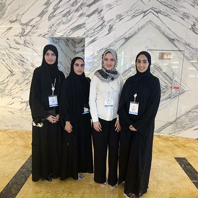 Khalifa University Wins the ASQ EMEA Students Competition 2020