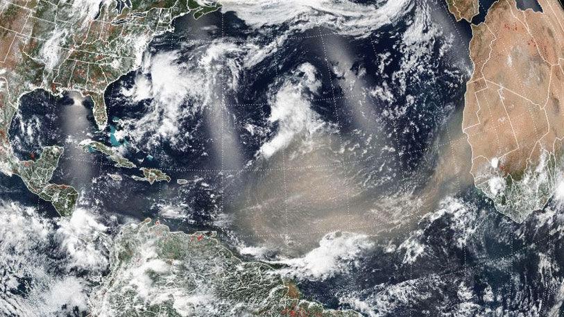 'Godzilla' dust storm traced to shaky northern jet stream