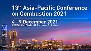 13th Asia-Pacific Conference on Combustion (ASPACC)