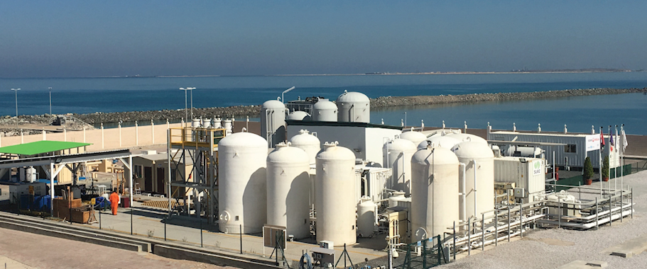 The Sociopolitical Factors Impacting the Adoption and Proliferation of Desalination