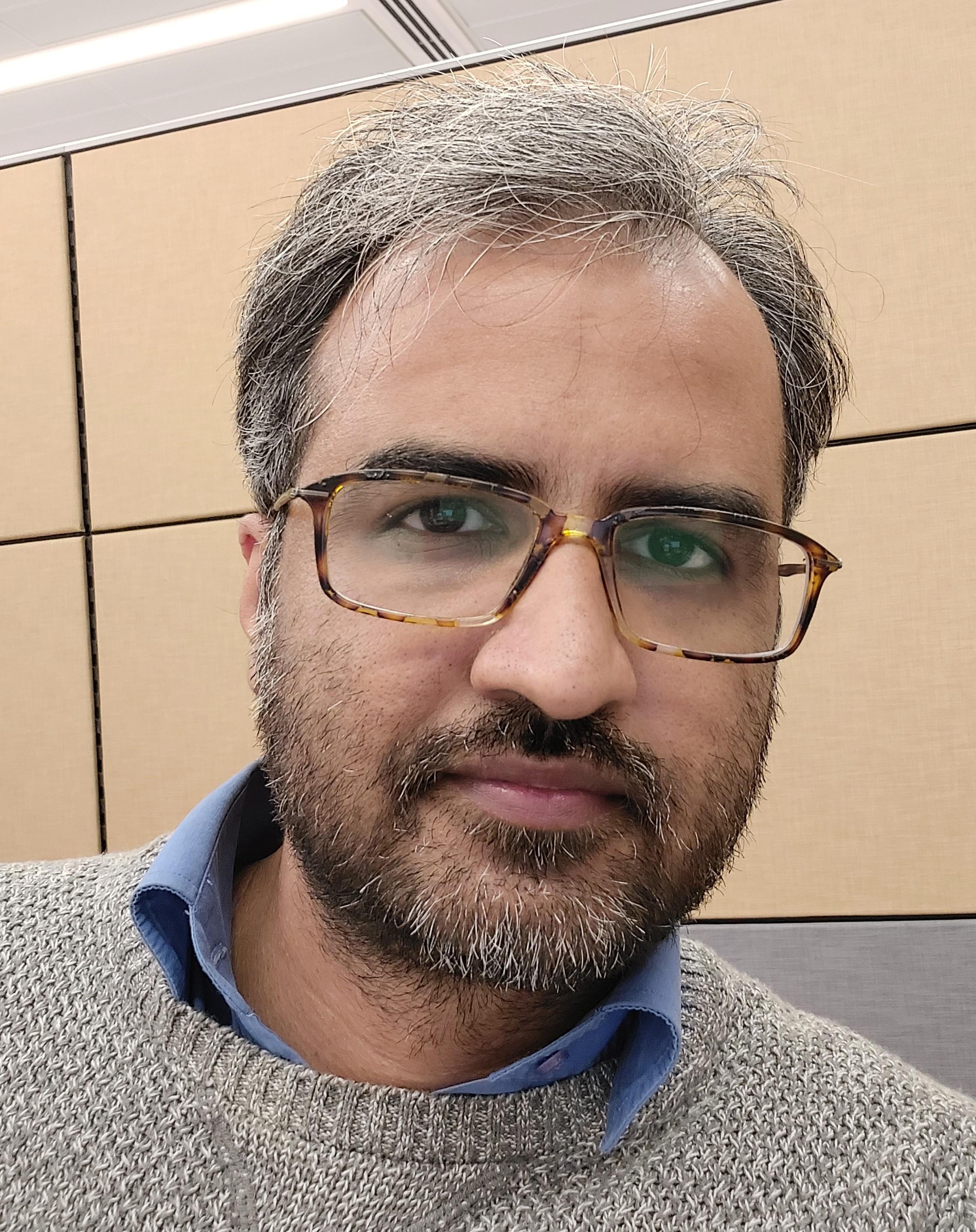 Dr. Muhammad Shafiq Irfan