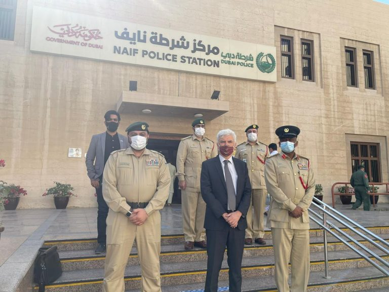Lessons Learned from Covid-19: Research with Dubai Police
