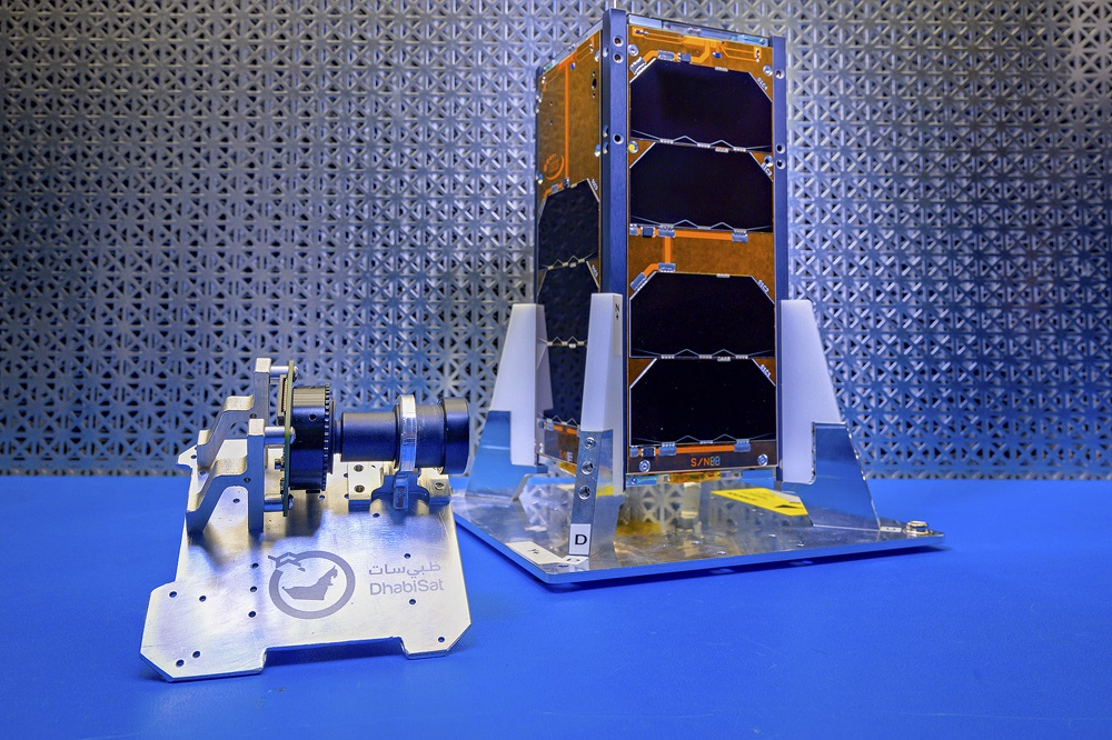 Khalifa University's DhabiSat Set for Launch on 20 February from Aboard Cygnus
