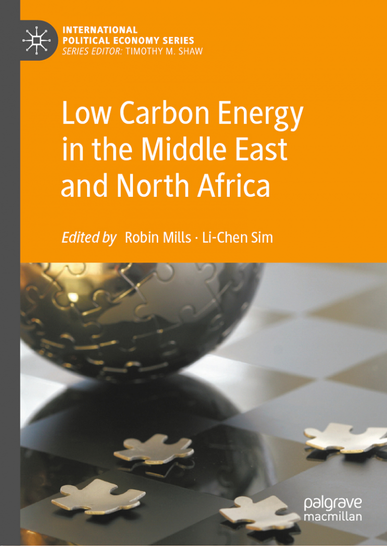 New Book Released by Khalifa University Researcher on the Energy System Dynamics of the MENA Region