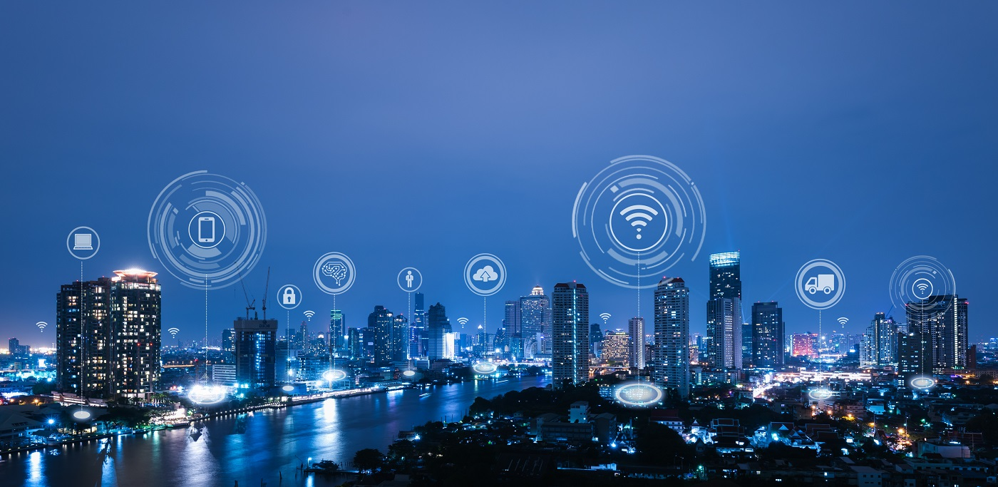 The Role of Tech-Building Resilience through Smart Cities and Cybersecurity