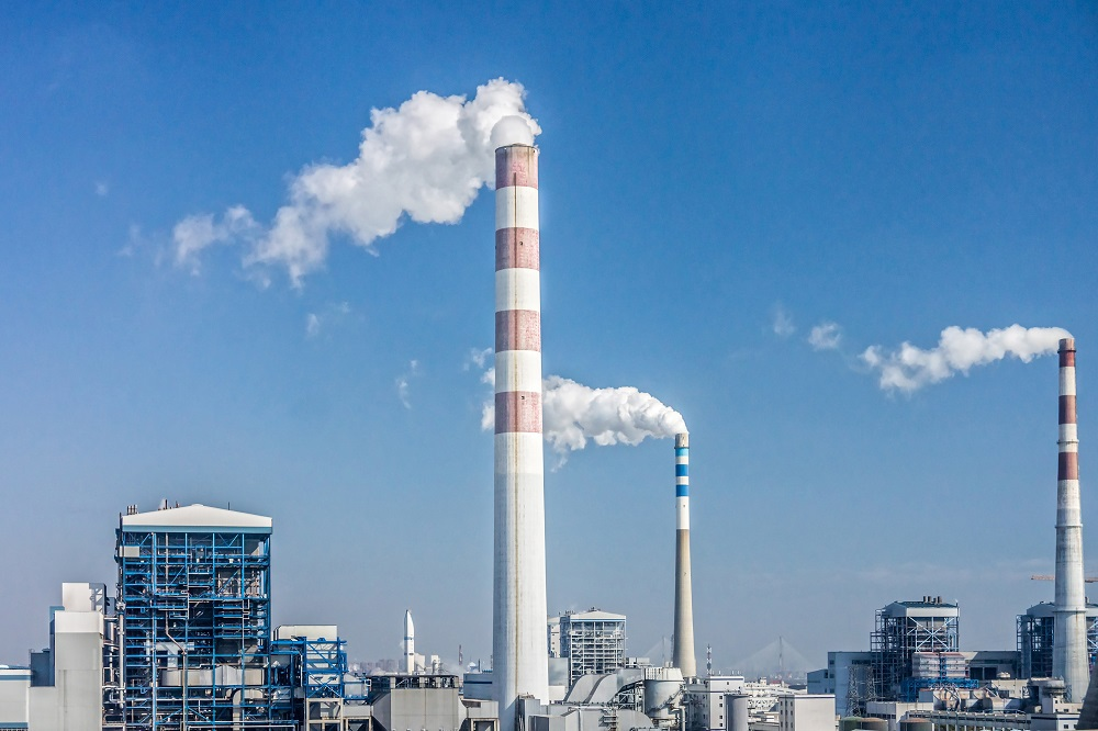 KU Team Develops Simulations to Find Materials for Capturing Carbon from Carbon Dioxide Emissions