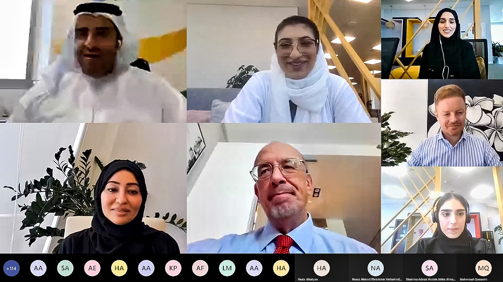 Etisalat AI Centre of Excellence Staff Members Share Experience with Khalifa University Students