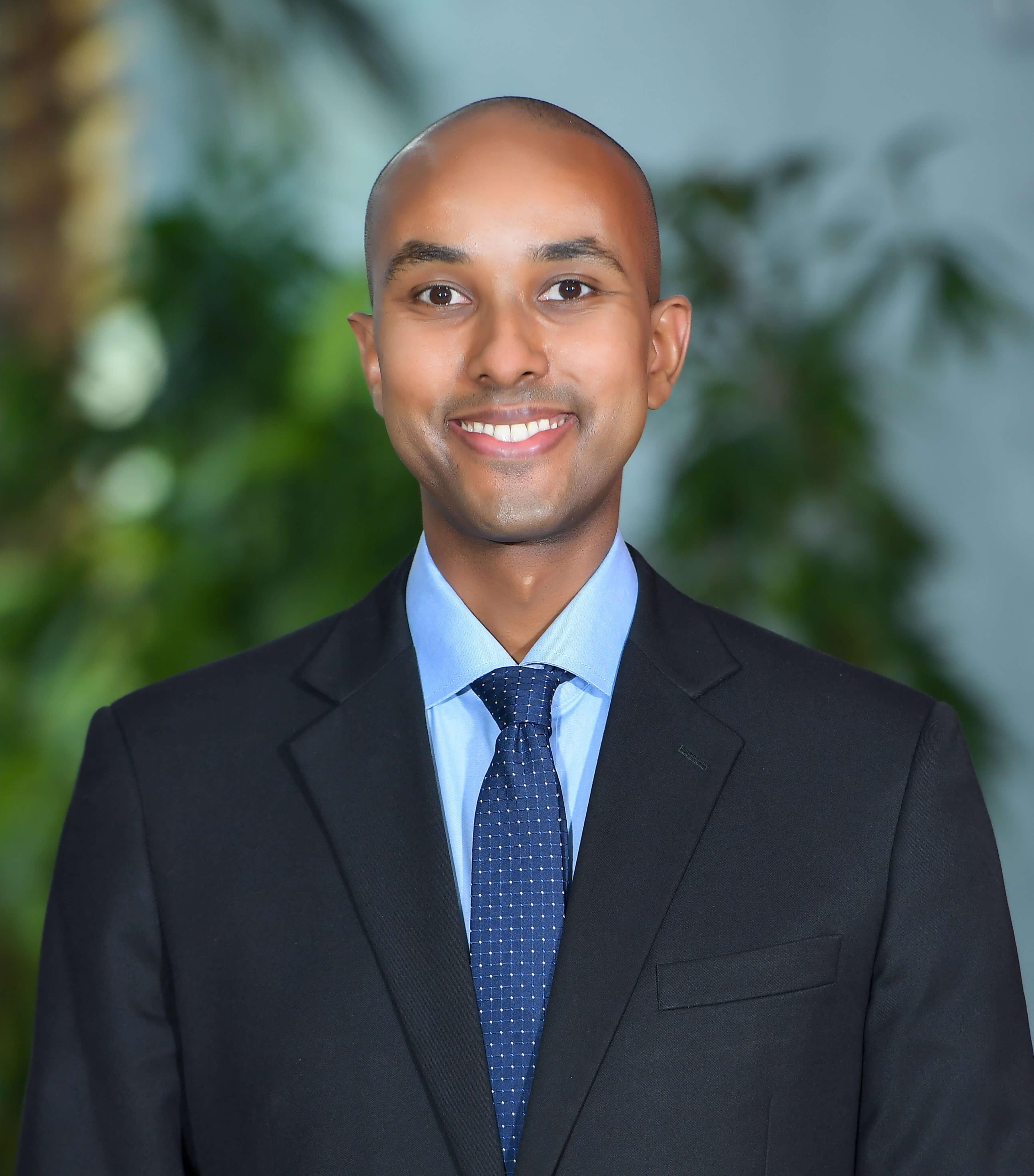 Dr. Sharmarke Mohamed